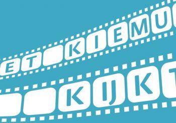 Logo Kiemuur Kijkt - filmrol